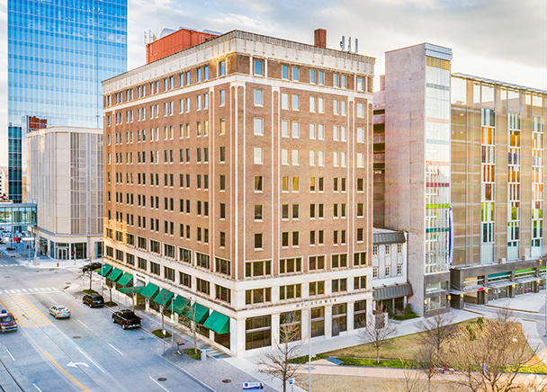 Last Available Historic Office Space In Downtown Oklahoma City Available For Lease