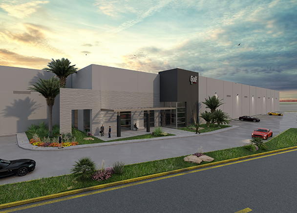 Speculative Industrial Development In Laredo Now Available For Lease
