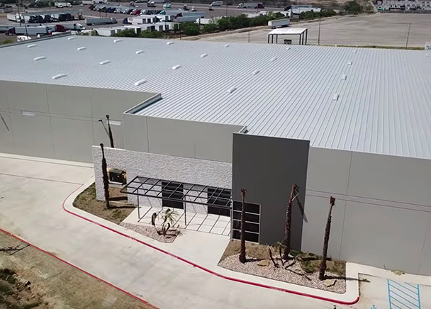 Speculative Development In Laredo Now Fully Leased