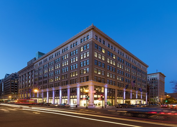 MORNING CONSULT SIGNS NEW LEASE AT 1025 F STREET FOR NEARLY 50K SF