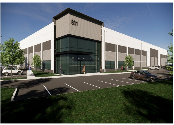 CBRE Assigned Leasing for 102,377-sq.-ft. New Construction Warehouse in Upper Marlboro