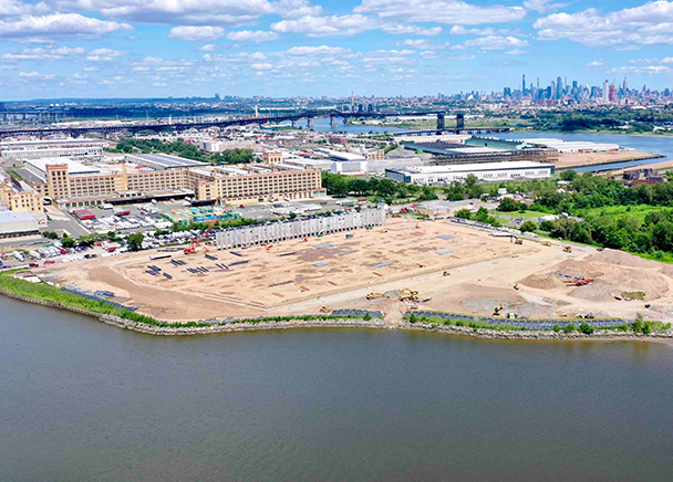 Seagis Appoints CBRE Exclusive Leasing Agent for Under Construction Industrial Property in Kearny, NJ