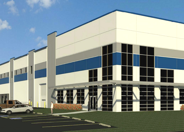Midpoint Logistics Center