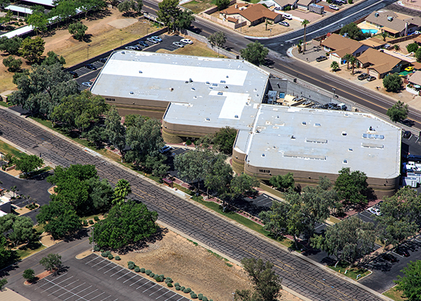 CBRE Arranges Sale of 61,304 SF Single-Tenant Office Building in Phoenix's Deer Valley Submarket
