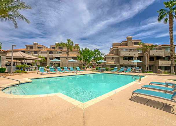 CBRE Announces Sale of Tempe Apartment Community to Los Angeles-Based JRK Property Holdings