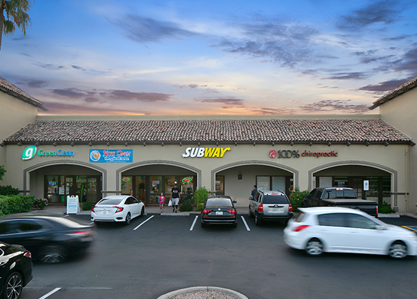CBRE Brokers $9 Million Sale of Safeway Shadow-Anchored Shopping Center in Ahwatukee