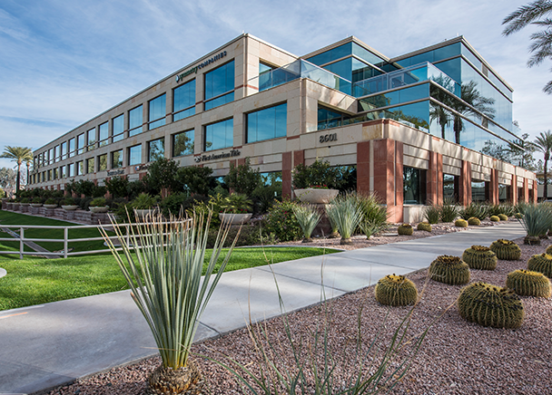 CBRE Arranges Sale of 141K SF Class A Scottsdale Office Building