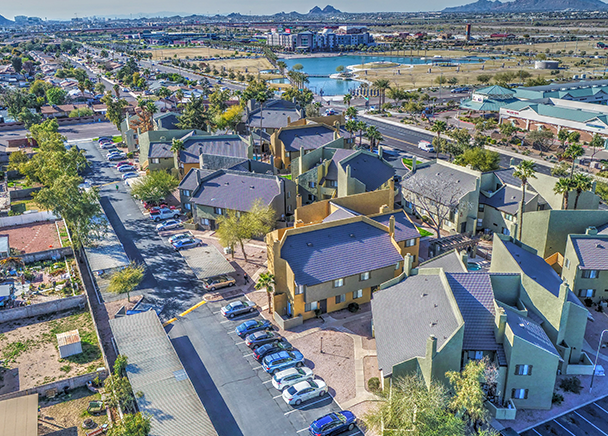 CBRE Handles $11.2 Million Sale of Riverview Park Apartment Community in Mesa