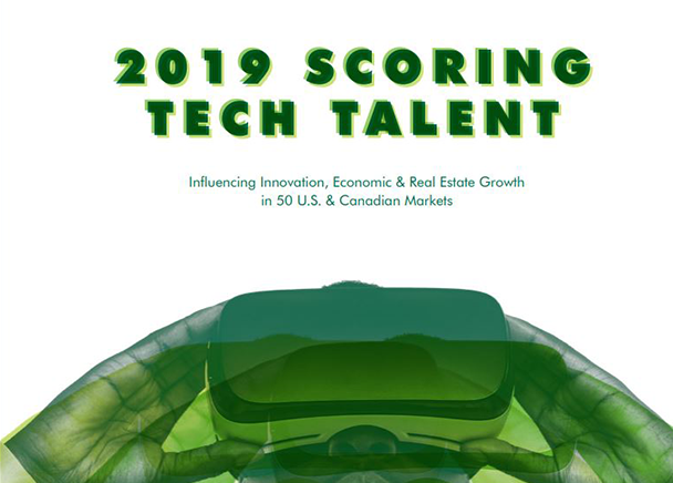 "Phoenix Lands at #20 on CBRE'S Annual  ""Scoring Tech Talent"" Report"