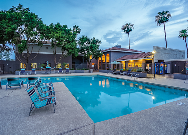 CBRE Announces Sale of Tuscany Palms in Mesa, Ariz. for $83 Million to Tides Equities