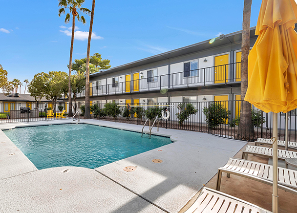 CBRE Sells Two Phoenix Multifamily Properties to California Investors