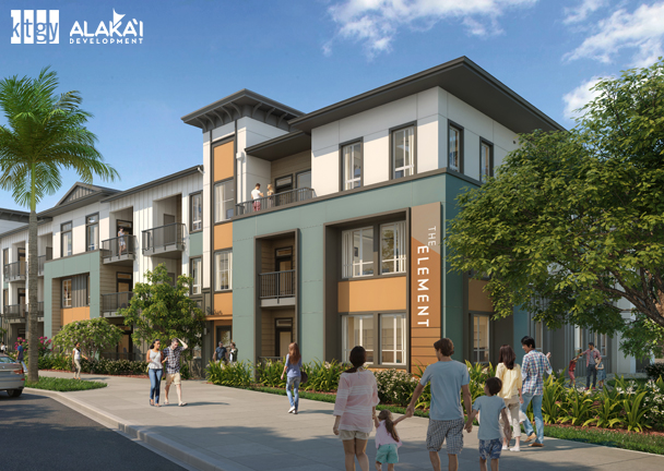 CBRE Secures $93 Million Construction Loan for Alaka'i Development's West Oahu Multifamily Project