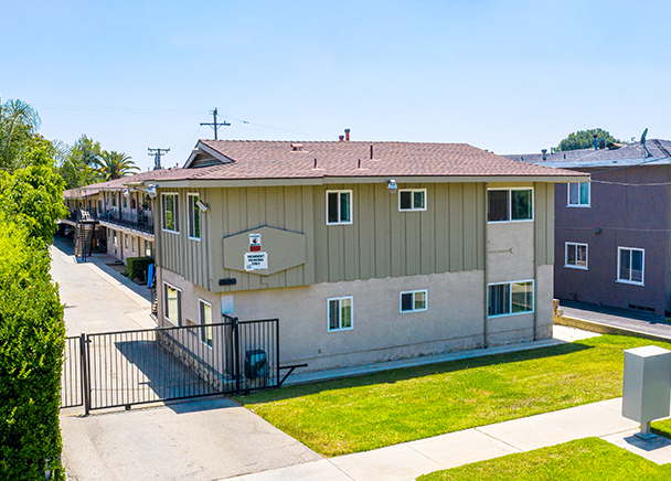 Inland Empire Multifamily Community Sells to Private Buyer for $2.56 Million – CBRE