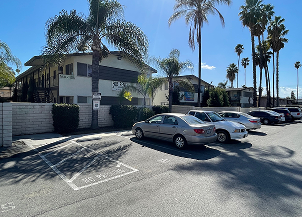 CBRE Announces Sale of 32-Unit Multifamily Property in Riverside, Calif. for $5.44 Million