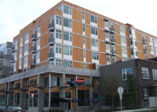 CBRE Secures Financing for Class A Multifamily Property in Seattle