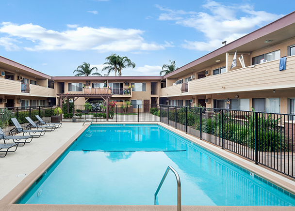 CBRE ANNOUNCES SALE OF APARTMENT PROPERTY IN WEST COVINA, CA TO PRIVATE BUYER FOR $33.9 MILLION