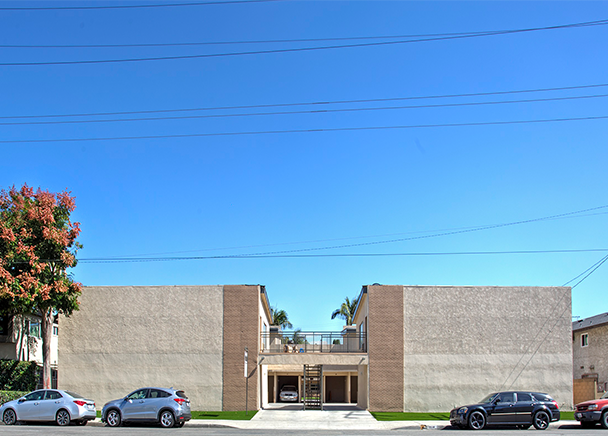 26-Unit Multifamily Property in Downey, Calif. Sells to Private Investor for $6 Million – CBRE