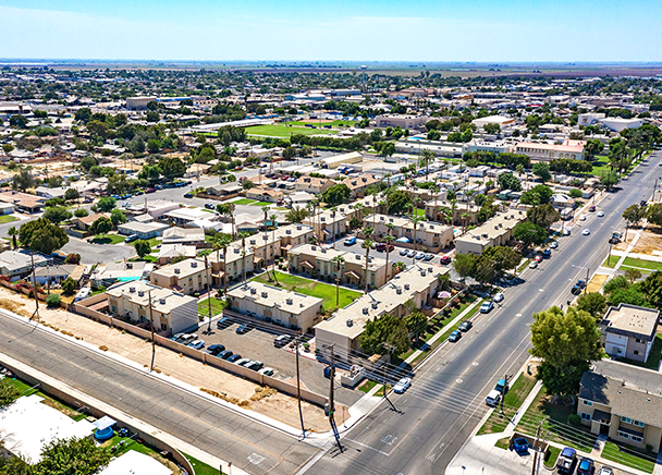 CBRE Arranges $4.46 Million Sale of Townhome-Style Multifamily Community in Brawley, Calif.