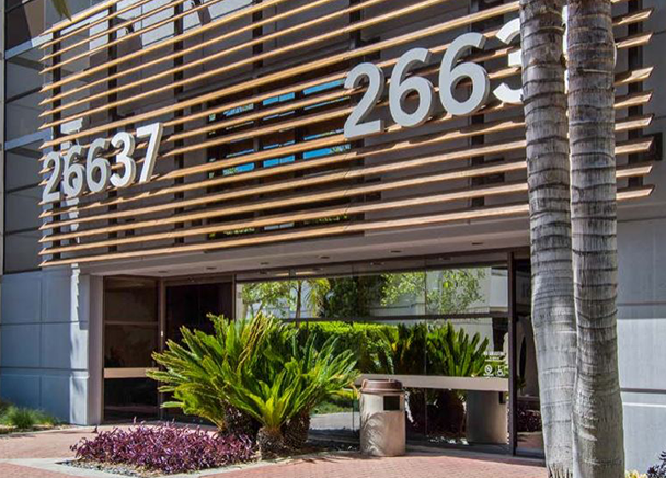 CBRE ANNOUCES SALE OF BUILDING IN CORPORATE CENTER CALABASAS FOR $11 MILLION TO WESTCORD AND TR FUNDING