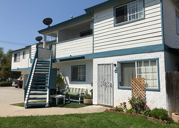 Multifamily Property in Chula Vista, San Diego Sells to Private Investor for $1.7 Million