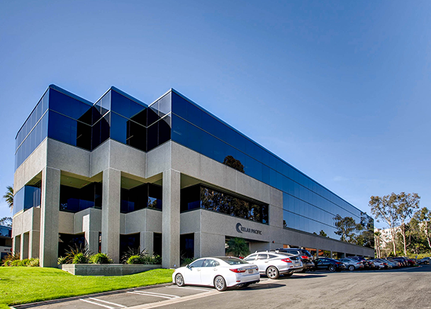 Cornerstone Office Center in Sorrento Mesa, San Diego Sells for $9.5 Million