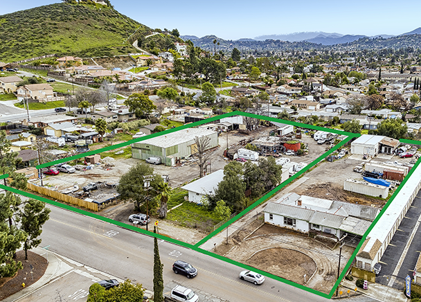 Former Industrial Site in East County San Diego Sells to Multifamily Developer for $2.3 Million - CBRE