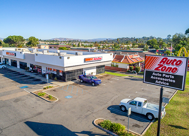 CBRE Announces Retail Building in Escondido, San Diego Sold to Private Buyer for $2.58 Million