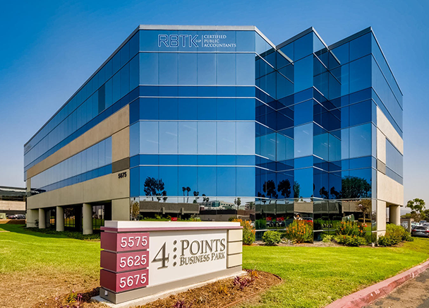 Fenway Capital Advisors and Waterfall Asset Management Buy Four Points Business Park in Kearny Mesa for $28.2 Million
