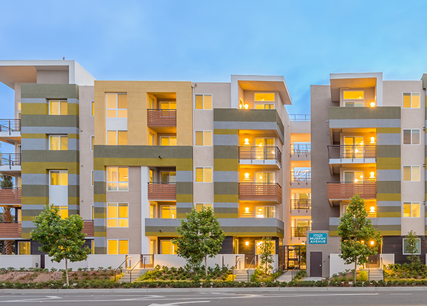 Fusion Apartments in Irvine, CA Sells to Olympus Property ...
