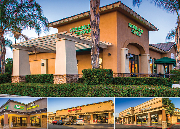 CBRE ANNOUCES THE SALE OF 119,000-SQUARE FOOT SHOPPING CENTER IN RIVERSIDE, CA FOR $26.25 MILLION