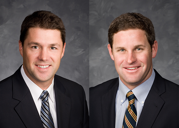 CBRE HIRES RETAIL SPECIALISTS RYAN SULLIVAN AND JEFF NICHOLS