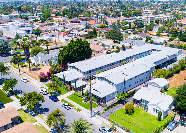 CBRE ANNOUNCES SALE OF 26-UNIT APARTMENT BUILDING FOR RECORD PRICE IN THE CITY OF BALDWIN PARK, CA