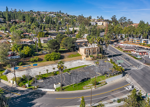 Site of Burned Down Motel in East County San Diego Sells to Multifamily Developer for $1.5 Million - CBRE