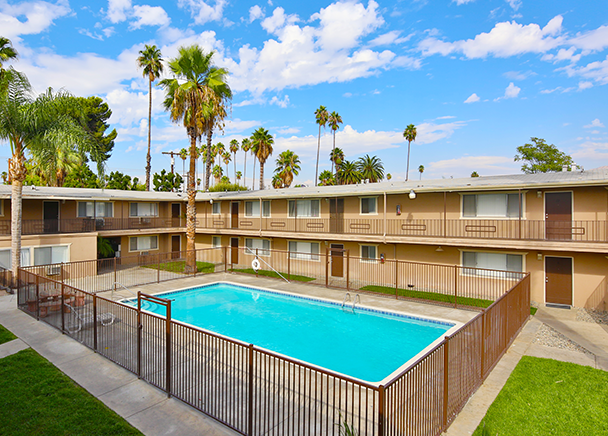 CBRE ANNOUNCES SALE OF FOUR-BUILDING APARTMENT PORTFOLIO IN RIVERSIDE, CA TO LOCAL INVESTORS FOR TOTAL OF $10.29 MILLION
