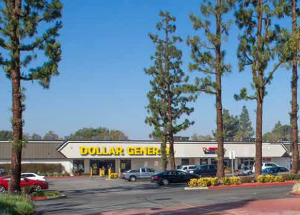 CBRE Announces Sale of Retail Shopping Center in Montclair, Calif.