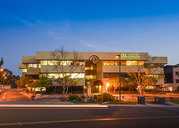 CBRE Facilitates Sale of Former Mission Federal Credit Union Headquarters in San Diego to Creative Office Developer for $10.4 Million