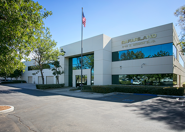 CBRE Announces Nevada-Based Commercial Real Estate Investment Firm Purchased Industrial Building in Inland Empire, Calif. for $12.9 Million