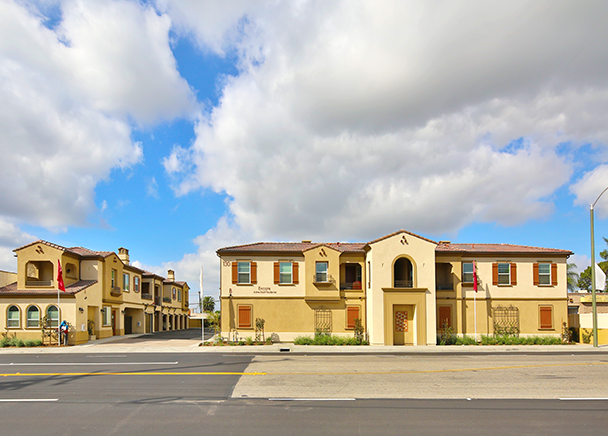 CBRE ANNOUCES SALE OF NEWLY BUILT LUXURY SENIOR APARTMENT COMMUNITY IN ORANGE, CA, TO AN EXCHANGE BUYER