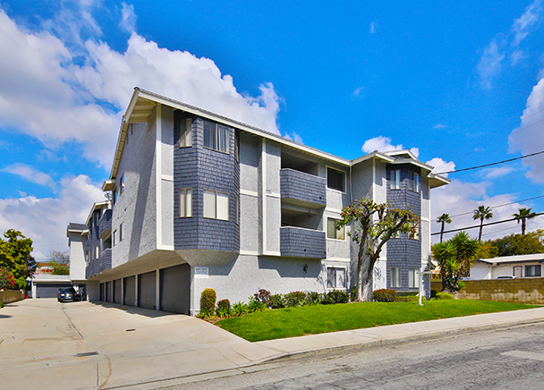 CBRE Announces Sale of 13-Unit Apartment Property in San Gabriel, Calif. to a Private Investor for $5.1 Million