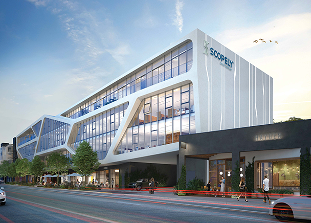Scopely to Expand Headquarters at New Platform Project in Culver City, Calif. - CBRE