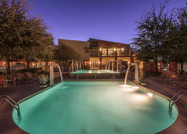 Shade at Desert Ridge Apartments Sold for $87 Million to Knightvest Capital and Torchlight Investors - CBRE