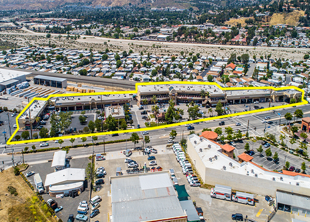 Neighborhood Retail and Office Center in Los Angeles County Sells to Private Joint Venture for $9.9 Million – CBRE