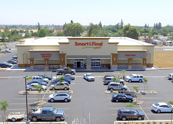 Two Smart & Final Grocery Stores Sell in Central California for a Combined $14.8 Million