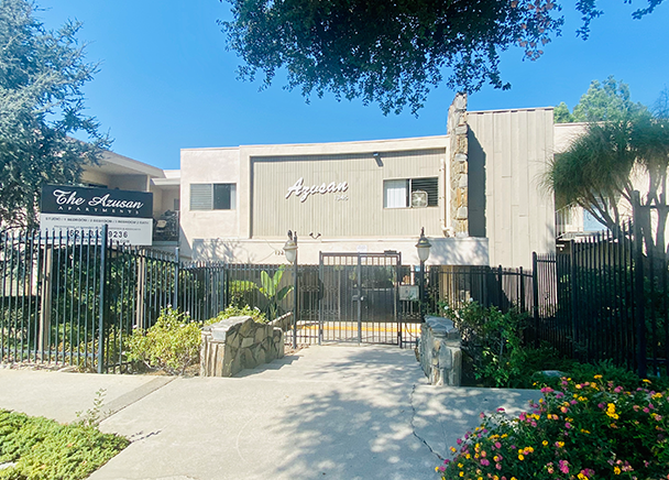 Los Angeles Area Multifamily Community Sells to Local Real Estate Investment Firm for $9.7 Million – CBRE