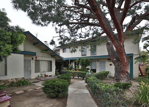 CBRE ANNOUCES SALE OF TWO MULTIFAMILY PROPERTIES IN TUSTIN, CA, TO AN EXCHANGE BUYER FOR A TOTAL OF $9.55 MILLION