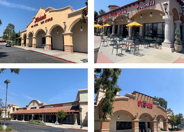 CBRE Arranges Refinancing for Two Neighborhood Malls in Southern California, Totaling $31 Million