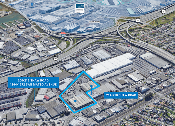CBRE Completes Sale of 8.2-Acre Site in South San Francisco