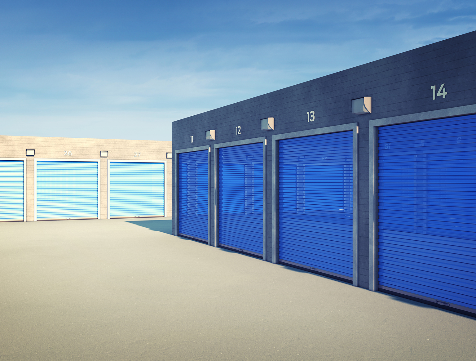 Self Storage Valuation Research