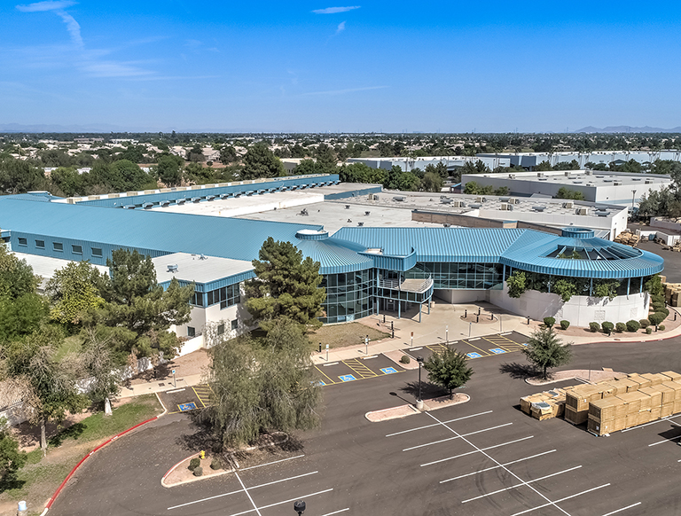 CBRE Announces Sale of Fiesta Tech Center in Gilbert for $18M