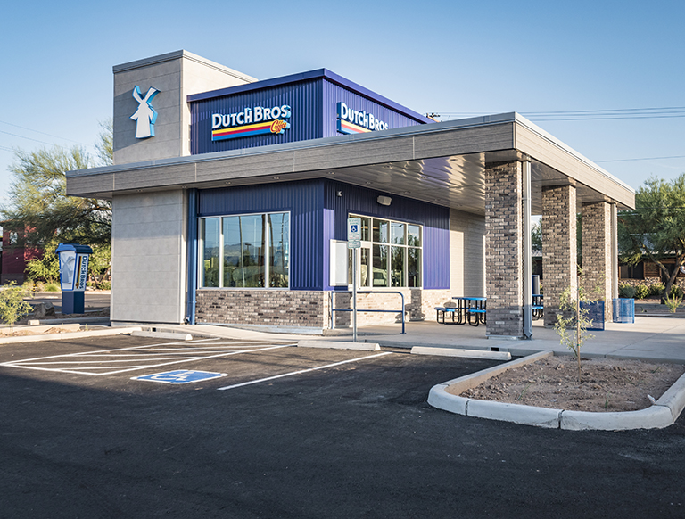 CBRE Completes Sale of Dutch Bros. Coffee Building in Tucson